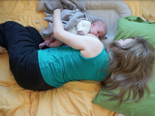 tips amning nyfödd